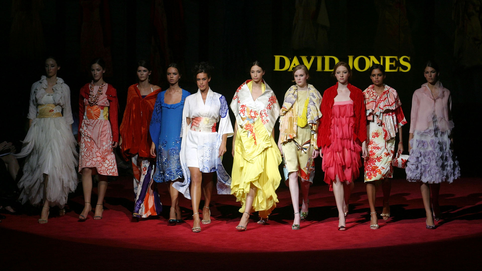 David Jones Winter Collection 2006