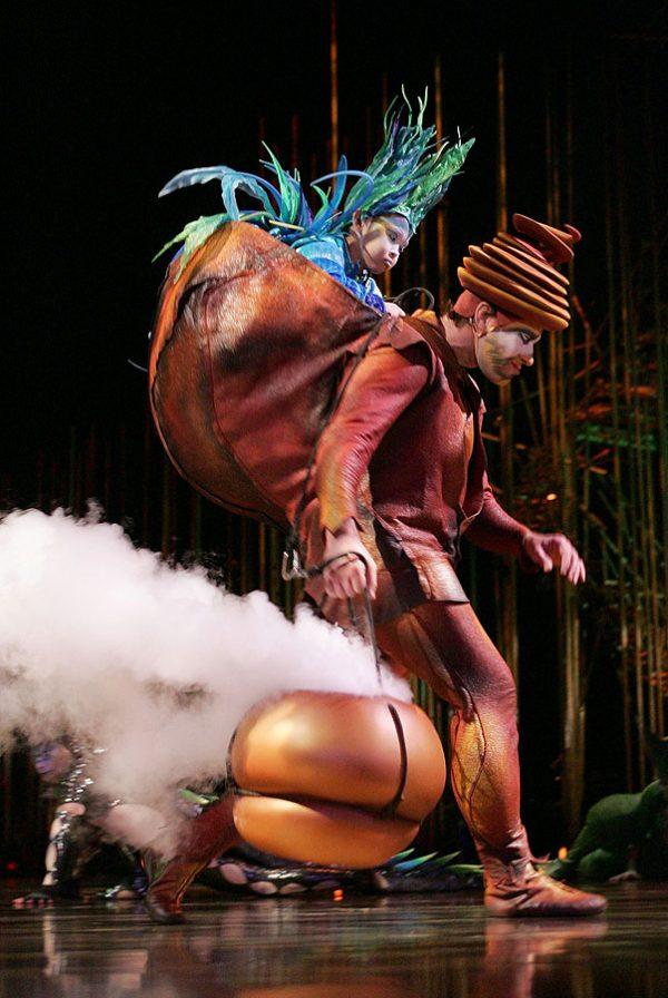 Cirque Du Soleils Varekai