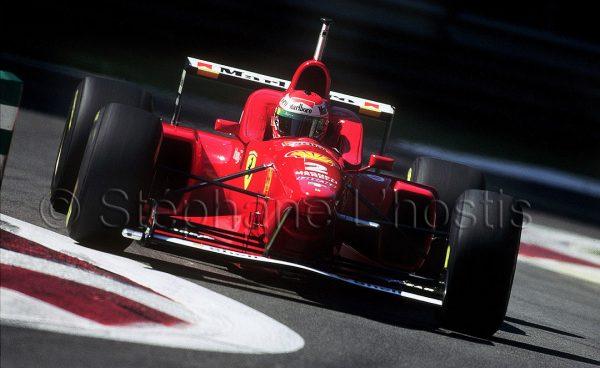 Monza F1 96