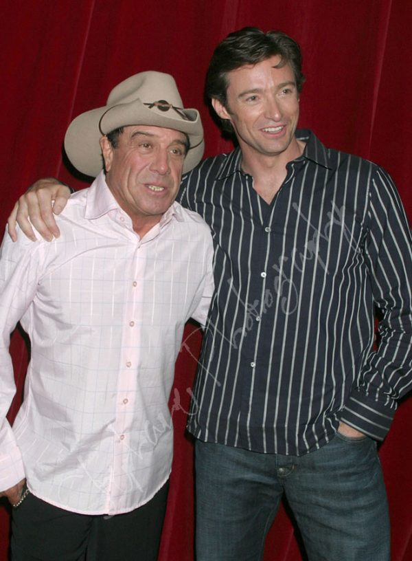 Hugh Jackman, Molly Meldrum