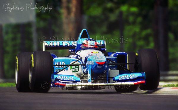 Michael Schumacher San Marino GP